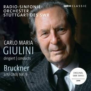 Carlo Maria Giulini conducts Bruckner Symphony No. 9