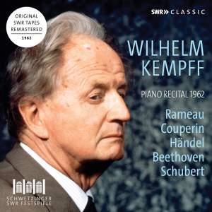 Kempff: Piano Recital 1962