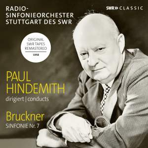 Hindemith conducts Bruckner