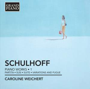 Schulhoff: Piano Works Volume 1 Product Image