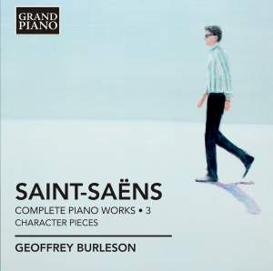 Saint-Saëns: Complete Piano Works Volume 3 Product Image