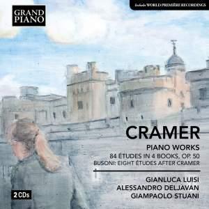 Johann Baptist Cramer: Piano Works Product Image