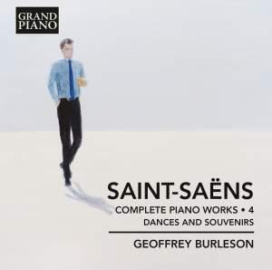 Saint-Saëns: Complete Piano Works Volume 4