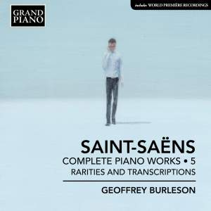Saint-Saens: Complete Piano Works, Vol. 5