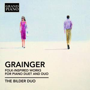 Grainger: Folk-Inspired Works for Piano Duet and Duo Product Image