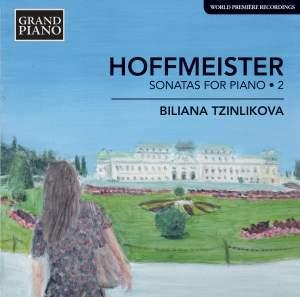 Hoffmeister: Sonatas for Piano 2