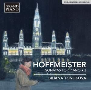Hoffmeister: Sonatas for Piano 3