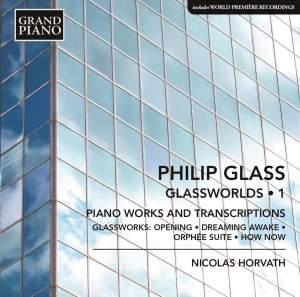 Glass: Glassworlds, Vol. 1
