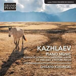 Kazhlaev: Piano Music Product Image