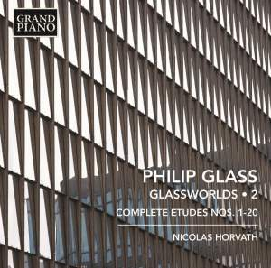 Glass: Glassworlds, Vol. 2
