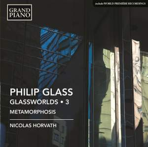 Glass: Glassworlds, Vol. 3