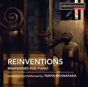 Tanya Ekanayaka: Rhapsodies For Piano