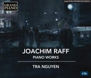 Raff: Piano Works