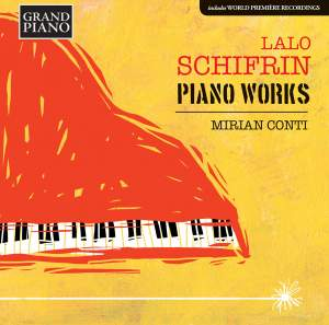 Lalo Schifrin: Piano Works