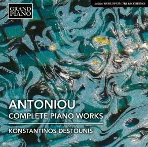 Theodore Antoniou: Complete Piano Works
