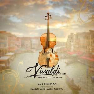 Vivaldi: Cello Concertos Product Image