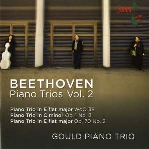 Beethoven: Complete Piano Trios Volume 2 Product Image