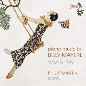 Piano Music by Billy Mayerl Vol. 2 Product Image
