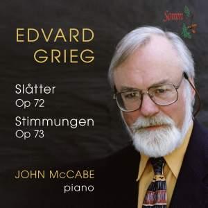 Grieg: Slåtter & Stimmungen