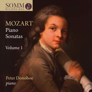 Mozart: Piano Sonatas, Vol. 1 Product Image