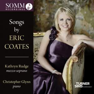 Songs by Eric Coates Product Image