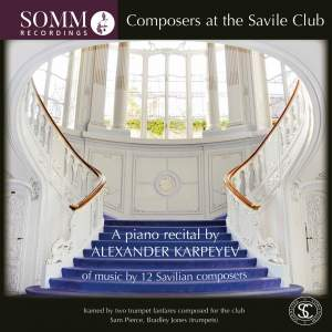 The Composers at the Saville Club Product Image