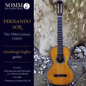 Fernando Sor: The 19th-Century Guitar Product Image