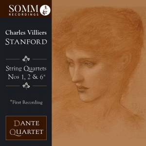 Stanford: String Quartets Nos. 1, 2 & 6 Product Image