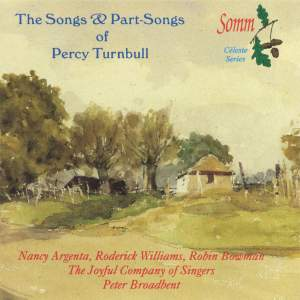 The Songs & Part-Songs of Percy Turnbull