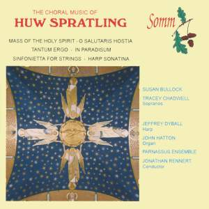 The Choral Music of Huw Spratling