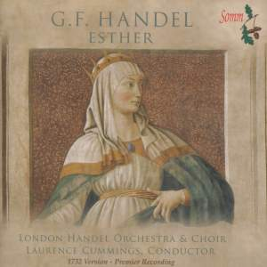 Handel: Esther Product Image