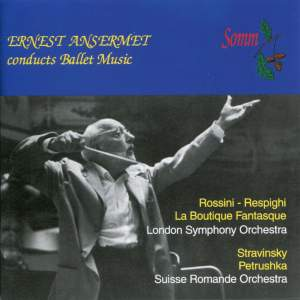 Ernest Ansermet Conducts Ballet Music