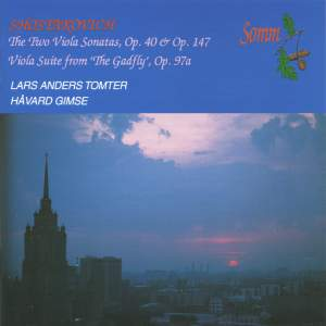 Shostakovich - Viola Music