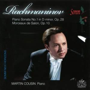 Rachmaninov: Piano Sonata No. 1 & Morceaux de Salon