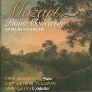 Mozart - Piano Concertos Nos. 11, 12 & 13 Product Image