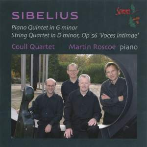 Coull Quartet play Sibelius