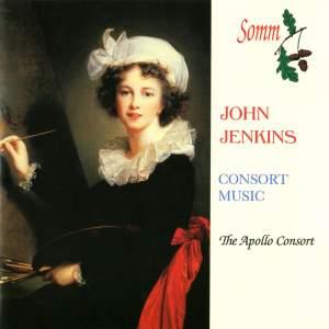 John Jenkins - Consort Music
