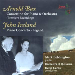 Mark Bebbington plays Bax & Ireland Product Image
