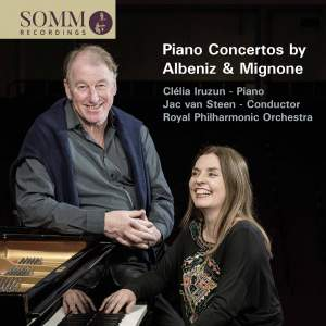 Piano Concertos by Isaac Albeniz & Francisco Mignone Product Image