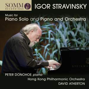 Stravinsky: Music for Piano Solo and Piano & Orchestra