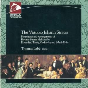 The Virtuoso Johann Strauss Product Image
