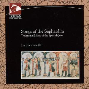 Songs of the Sephardim (Traditional Music of the Spanish Jews) Product Image