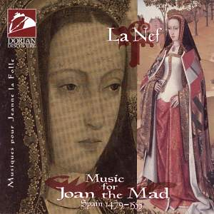 Music for Joan the Mad Product Image