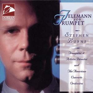 Telemann for Trumpet Product Image