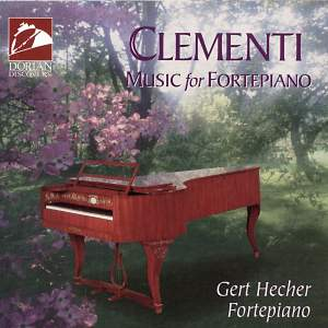 Clementi: Music for Fortepiano Product Image