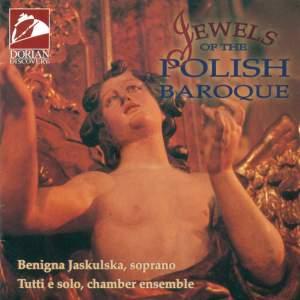 Baroque Music - Szarzynski, S.S. / Mielczewski, M. / Sieprawski, P. (Jewels of the Polish Baroque) Product Image