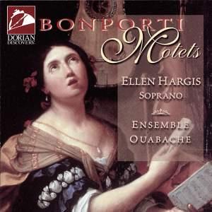 Bonporti: Motetti a canto solo Op. 3 Product Image