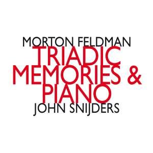 Feldman: Triadic Memories & Piano Product Image