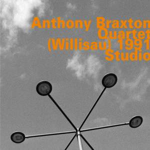Anthony Braxton Quartet: (Willisau) 1991 Studio