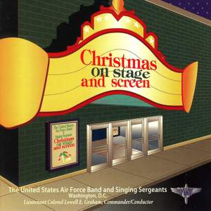 United States Air Force Band and Singing Sergeants: Christmas on Stage and Screen Product Image
